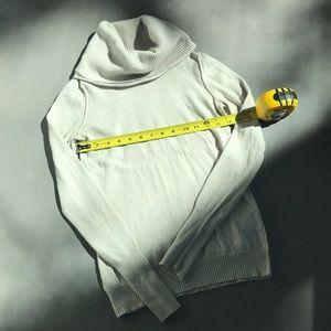 Banana Republic Sweaters - Banana Republic Cashmere Mix Cowl Neck Sweater